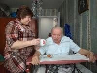 Более 1600 волгоградцев в этом году получили услуги долговременного ухода