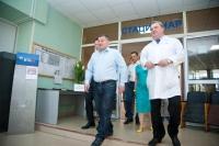 Андрей Бочаров: «Единый государственный лабораторно-диагностический центр будет создан до конца года»