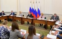 Андрей Бочаров принял участие в совещании по реализации проекта «Старшее поколение»