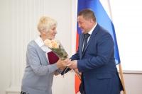 Губернатор Андрей Бочаров вручил государственные награды жителям Волгоградской области