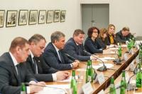 Вячеслав Володин провел встречу с руководителями некоммерческих организаций Волгоградской области