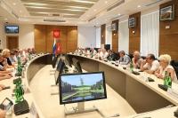 Андрей Бочаров: необходимо усилить работу профессионального экспертного сообщества