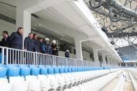 Андрей Бочаров: Волгоград готов к проведению первого тестового матча