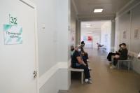 В волгоградском регионе активными темпами продолжается вакцинация населения от гриппа