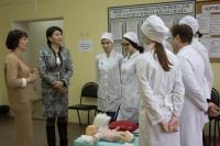 В Волгоградском медицинском колледже стартовали соревнования WorldSkills
