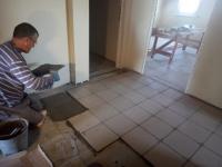 В селе Ягодное Ольховского района завершается строительство ФАП
