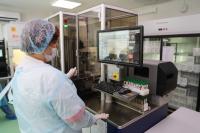 В Волгоградской области медики проходят переобучение для работы на передовом лабораторном оборудовании