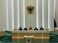 Заместитель Губернатора Волгоградской области Владимир Шкарин принял участие в заседании Совета по вопросам интеллектуальной собственности при Совете Федерации Федерального Собрания Российской Федерации