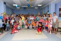 Детский праздник прошел в перинатальном центре № 2