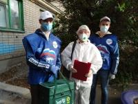 В Волгоградской области амбулаторные пациенты 65+ начали получать бесплатные препараты от COVID-19