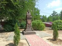 В Волгоградской области открыли памятник святителю Луке-покровителю медиков