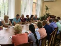 В волгоградском регионе внедряют систему социального и медицинского ухода