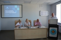 Заседание нейрошколы состоялась на площадке больницы №25 Волгограда