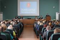 Андрей Бочаров: «Создавая единую онкослужбу, мы формируем основу современной системы здравоохранения Волгоградской области»