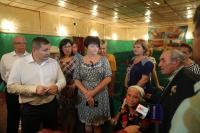Андрей Бочаров держит на контроле развитие социальной инфраструктуры в Быковском районе
