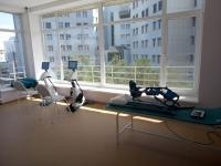 В волжской больнице Фишера после масштабной реконструкции открыто первичное сосудистое отделение