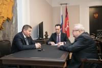 Андрей Бочаров: достижения волгоградских вузов необходимо использовать в реализации национальных и приоритетных проектов