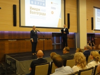 Сеть МФЦ Волгоградской области отмечена региональной премией «Имидж Волгограда»