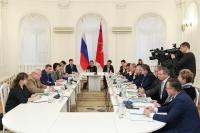Андрей Бочаров провел встречу с ректорами Волгоградской области