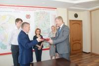 Профильные ведомства Астраханской и Волгоградской области подписали соглашение о порядке взаимодействия в сфере здравоохранения