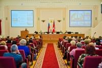 В Волгоградской области состоялось заседание Коллегии комитета здравоохранения Волгоградской области