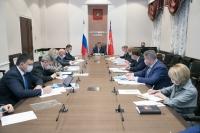 Андрей Бочаров поставил дополнительные задачи для усиления контроля над санитарно-эпидемиологической ситуацией