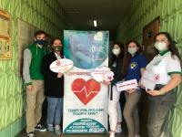 Волгоградские студенты стали участниками донорской акции