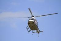 В Волгоградской области продолжает работу вертолет санитарной авиации