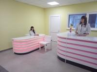 В Волгоградской области готовится к открытию обновленная женская консультация больницы имени Фишера