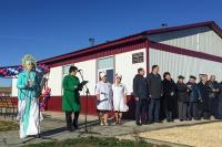 В Николаевском районе Волгоградской области открылся новый фельдшерско-акушерский пункт
