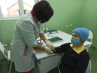 В еще одном селе Волгоградской области открылся офис врача общей практики