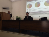 Помощник Министра здравоохранения РФ Виталий Флек проводит обучающий цикл для волгоградских главных врачей