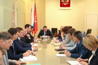 Андрей Бочаров: в Волгограде на площадке «Химпрома» будет реализован уникальный проект