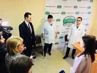 В Волгоградской области продолжается работа по комплексному обновлению медучреждений