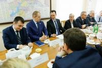 Участники конкурса «Лидеры России» помогут в решении задач стратегического развития Волгоградской области