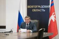 Андрей Бочаров поставил новые задачи для сдерживания скорости распространения коронавирусной инфекции и простудных заболеваний
