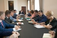 Андрей Бочаров: «Волгоградская область готова к началу нового учебного года»