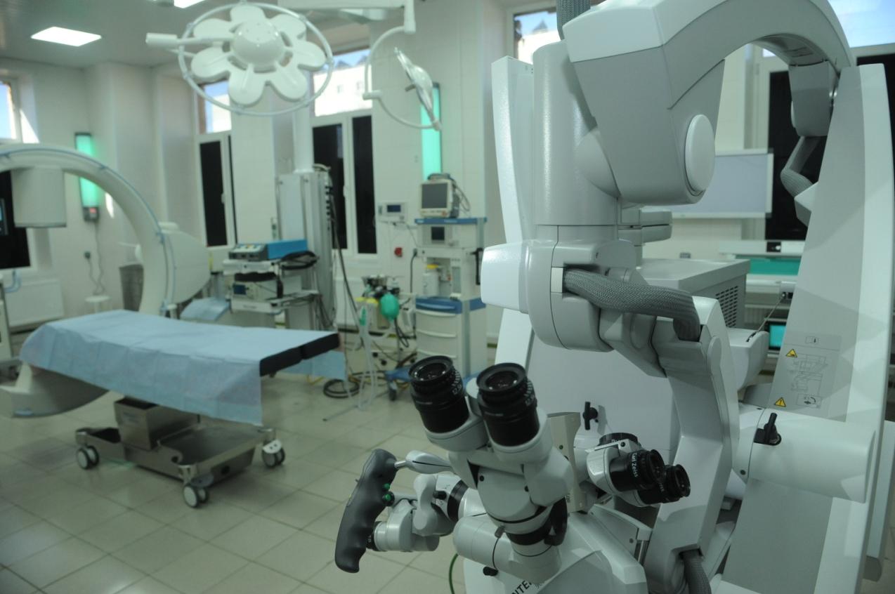 Волгоградская область получит федеральные средства на высокотехнологичные медицинские операции