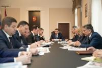 Андрей Бочаров: все первоклассники Волгоградской области должны быть обеспечены бесплатными школьными завтраками