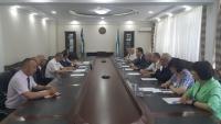 Волгоградская область укрепляет деловые, культурные и общественные связи с регионами Узбекистана