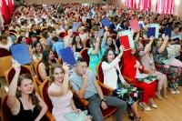 Выпуск ВолгГМУ: 2019 год отмечен рекордным количеством отличников на «Лечебном деле»