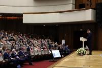 В Москве состоялась итоговая коллегия Минздрава РФ