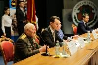 В Волгоградской области проходит первый всероссийский патриотический форум студентов медицинских вузов