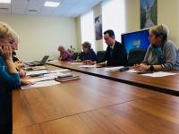 Заместитель губернатора Владимир Шкарин провел заседание правления