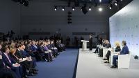Андрей Бочаров принял участие в рабочей встрече премьер-министра Дмитрия Медведева с главами субъектов РФ
