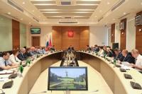 Андрей Бочаров провел совещание по реализации майского Указа Президента