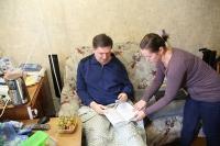 Более 500 волгоградцев получили социальные услуги по проекту «Стационар на дому»