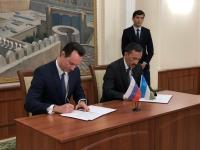 Волгоградский регион и Хорезмская область Узбекистана подписали меморандум