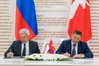 Волгоградская область и компания «ЛУКОЙЛ» развивают сотрудничество в социальной сфере