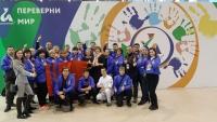 Волгоградцы на национальном чемпионате «Абилимпикс» завоевали шесть медалей